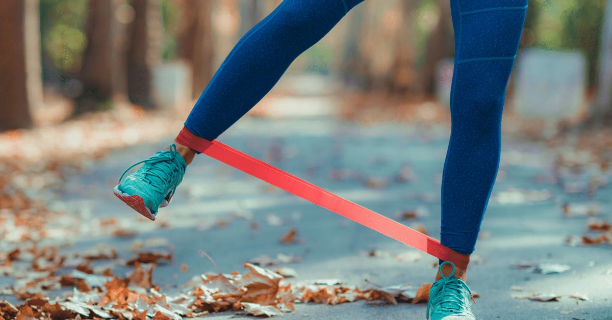 Resistance bands hardly take up any space in your luggage, and are a definite necessity for those who like to stay fit while they travel.