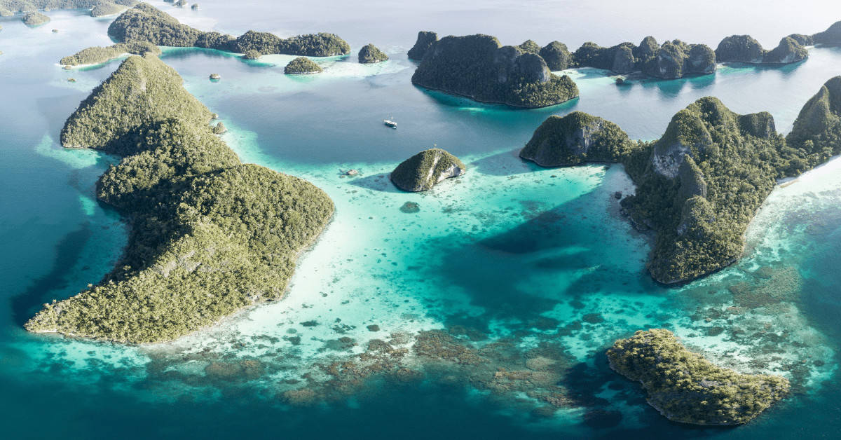 Raja Ampat is one of the best islands in Indonesia to visit.