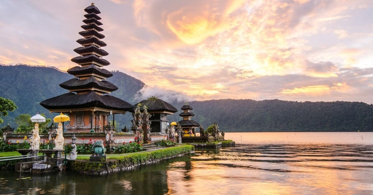 Bali is one of the best islands in Indonesia to visit.